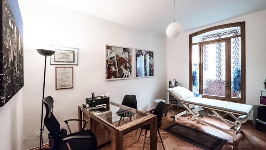 Lo studio in via de Tiller Jean Baptiste 15, Aosta